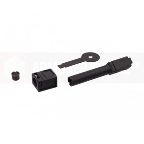 VX COMPENSATOR + THREADED OUTER BARREL KIT (COMPACT / MOD 1 / BLACK)