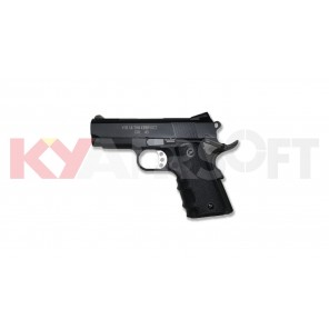 KY custom V10 Gbb Pistol with Marking (Black)