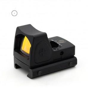 Black Owl Gear (BOG) BO-SSR2401 Miniature Reflex Sight ( Black)