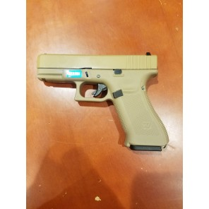 WE G19XL GBB pistol TAN