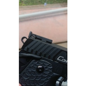 KY Custom HX series rear sight with STI TTI Marking