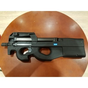 Cybergun Licensed WE FN P90 GBBR (Black) (T.A. 2015)