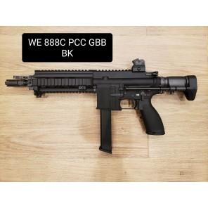 WE 888C PCC GBB BK