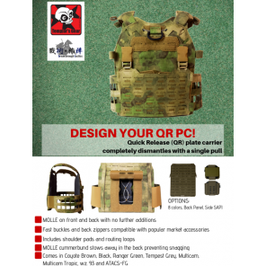 DESIGN your Carrier! - Crusader QR CPC