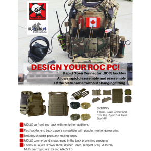 DESIGN your Carrier! - Crusader ROC CPC