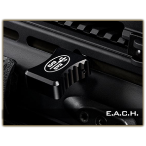 Eagle Eye SE Style SCAR Enhanced Angled Charging Handle For WE AEG/GBB (Black)