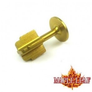 Maple Leaf ESD Cylinder Valve for Marui / KJ / WE GBB Pistol Series(yellow)
