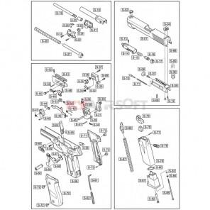 F226 #S-56 GBBP TAN (MK25)