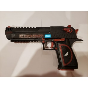 DESERT EAGLE .50 L6 GBB PISTOL LICENSED PRODUCT BY CYBERGUN (Limited Custom Version)