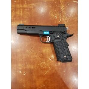 AEG KP1911 GBB pistol (Black)