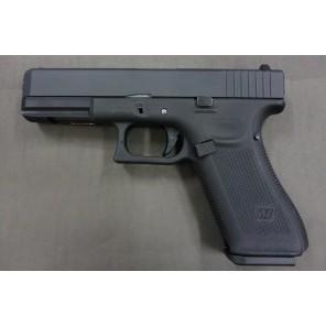 WE G17 GEN5 GBB pistol BK