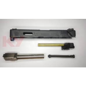 WE G Force G18 T5 complete upper receiver ( Compatible with GEN3 and GEN4 WE G18)