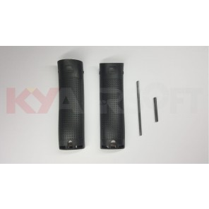 WE G 17/18 Gen4 Back grip set (Black)