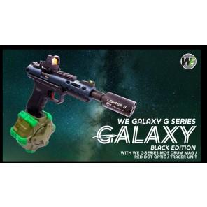 KY custom WE G series Galaxy GBBP bundle set (Blue)
