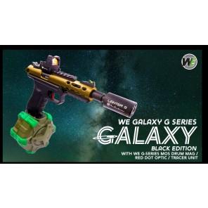 KY custom WE G series Galaxy GBBP bundle set (Gold)