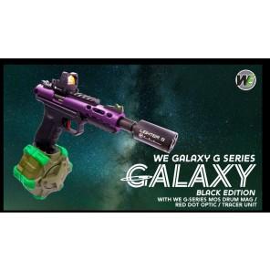 KY custom WE G series Galaxy GBBP bundle set (Purple)