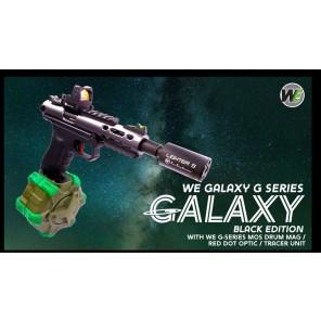 KY custom WE G series Galaxy GBBP bundle set (Silver)