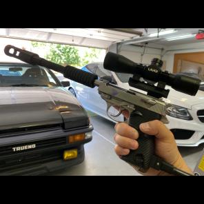 CronoArms Heroic Nonsense GBB Pistol