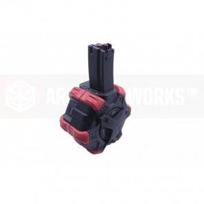 AW Customs - ADAPTIVE 300RDS DRUM MAGAZINE - (MP5) Apache series