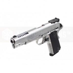 AW custom NE1201 V12 GBB Pistol (Silver)