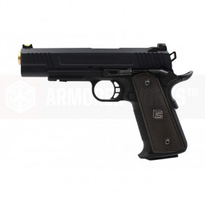 EMG / SALIENT ARMS INTERNATIONALRED PISTOL (ALUMINIUM / GAS)
