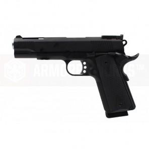 AW custom NE1202 V12 GBB Pistol (Black)