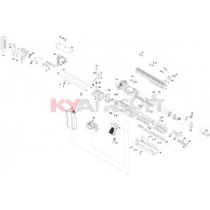 M14 EBR Kit #50 GBBR