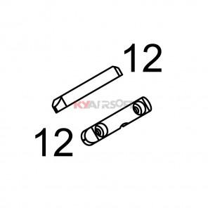 MSK #12 [One Piece Only Handguard Set] GBBR