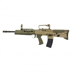 WE L85A2 GBB rifle (Cerakote FDE)