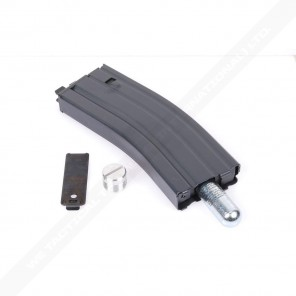 [preorder] [ETA December 2020] WE 30 Round Open Bolt CO2 Magazine for M4 /M16 / SCAR/L85/T91/PDW series (Black)