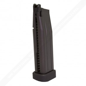 WE Hi-Capa 5.1 30 Round Gas Magazine (Black)