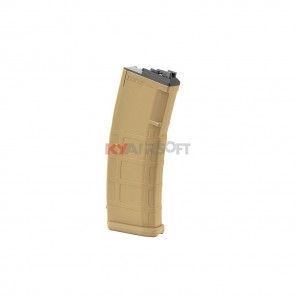 WE - WE 30rd OB MSK GAS Magazine (TAN)