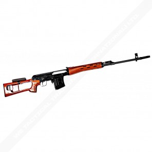 WE SVD WOOD HANDGUARD STEEL BODY (Imitation wood)