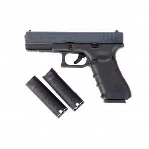 WE G17 GEN4 BK with extra magazine(Bundle)