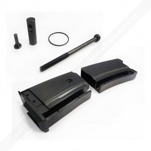 2012 (Version 2.0) 30 Round Open Bolt Gas Magazine Internal Replacement Kit (fits all original WE M4 GBB magazine shells)