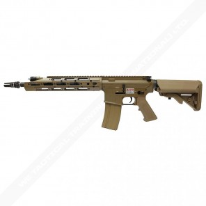 WE M4 Raptor R.A.R.S. GBB Rifle (TAN)