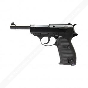 WE P38 Black Classic Pistol