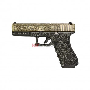 WE G17 Classic Floral Pattern - Ivory