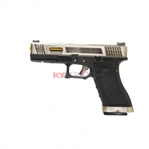 WE G17 T3 (SV/GD/BK)(2 Magazines bundle)