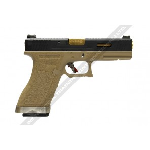 WE G18C T6 BK/GD/TAN