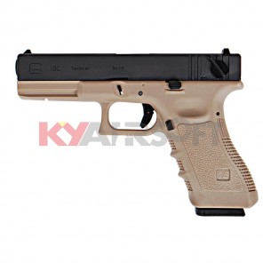 WE G18C GEN 3 TAN