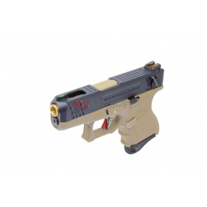 WE G26 T6 BK/GD/TAN