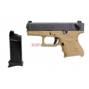 WE G26 GEN3 TAN