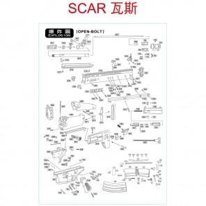 Scar #184 GBBR
