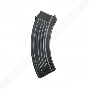 30 Round Gas Magazine for AK GBB series (metal shell-Black AK PMC MAG)