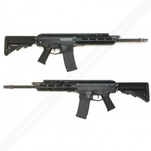 WE MSK GBBR Telescopic Stock (Black)
