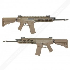 WE MSK GBBR Telescopic Stock (FDE)