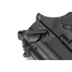 Steel Safety for Marui/KJ M9/M92F Series - Dark Gray