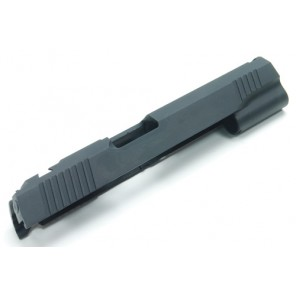 Aluminum Custom Slide for MARUI HI-CAPA 5.1 (Wilson Combat/Black)