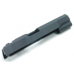 Aluminum Custom Slide for MARUI HI-CAPA 5.1 (Vickcrs/Black)